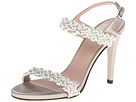 Stuart Weitzman Bridal & Evening Collection - Alabeadhi (Gypsum Mordore) - Footwear