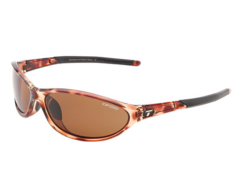 Tifosi Optics Alpe™ 2.0 Polarized - Tortoise/Brown Polarized Lens