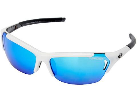 Tifosi Optics Radius™ Mirrored Interchangeable - White/Gunmetal