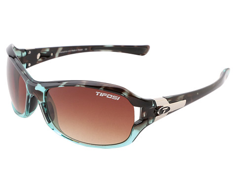 Tifosi Optics Dea™ SL - Blue Tortoise/Brown Gradient Lens