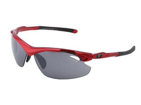 Tifosi Optics Tyrant™ 2.0 Interchangeable - Metallic Red/Smoke/AC Red/Clear Lens