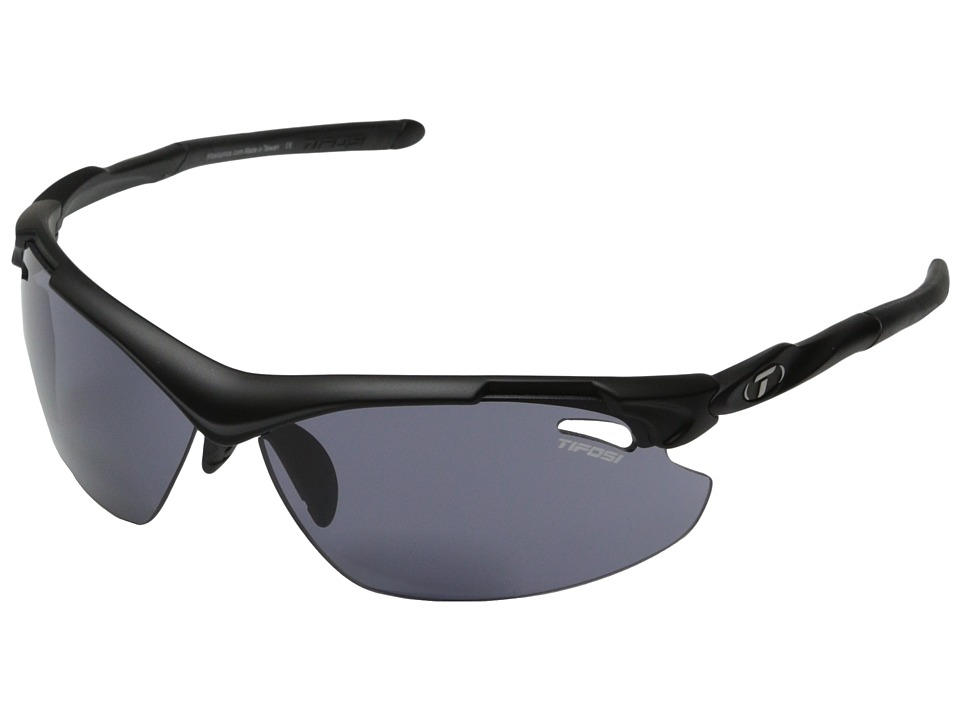 Tifosi Optics - Tyranttm 2.0 Reader (Matte Black/Smoke Reader/+1.5) Athletic Performance Sport Sunglasses