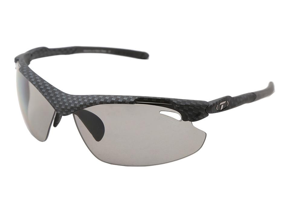 d45f789bc72 Tifosi Tempt Smoke Polarized Fototec Sunglasses