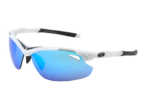 Tifosi Optics Tyrant™ 2.0 Mirrored All Sport Interchangeable - White/Black/Clarion Blue/GT/EC Lens