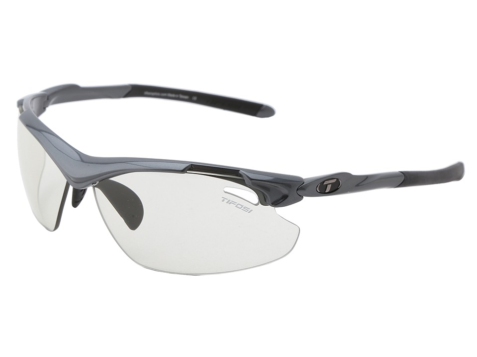 Tifosi Optics - Tyranttm 2.0 Fototec - Light Night (Gunmetal/Light Night Fototec) Athletic Performance Sport Sunglasses