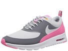 Nike - Air Max Thea (Cool Grey/Pink Glow/Atomic Mango/Light Base Grey)