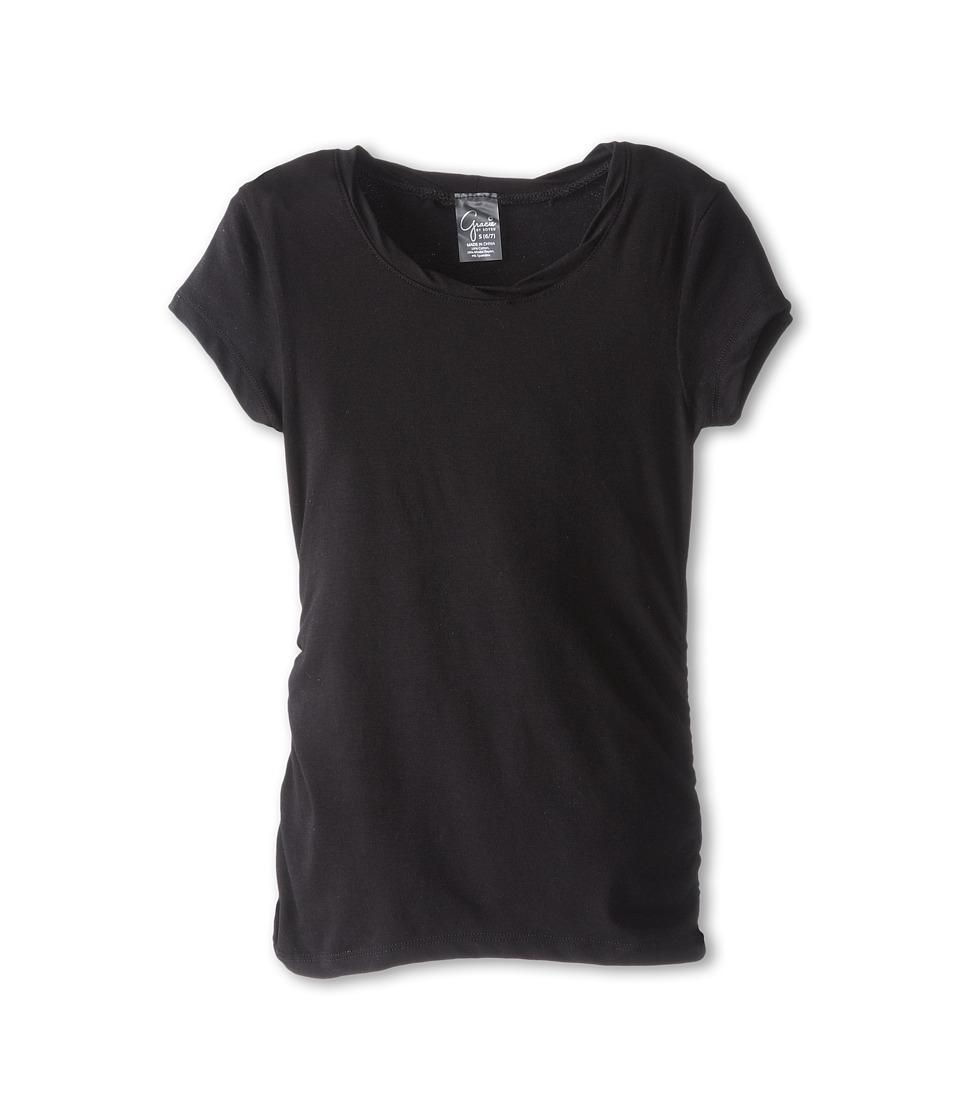 Soybu Kids - Gracie Tee (Little Kids/Big Kids) (Black) Girl's T Shirt