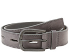 Cole Haan - Cut Out Belt (Ironstone) - Apparel