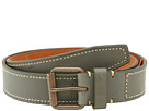 Cole Haan - Slim Roller Belt (Fatigue) - Apparel
