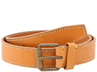 Cole Haan - Slim Roller Belt (Camello) - Apparel