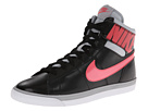 Nike - Match Supreme Hi Leather (Black/Wolf Grey/White/Geranium)