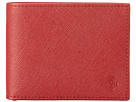 Cole Haan - Madison Collection Slim Billfold Wallet (Velvet Red)