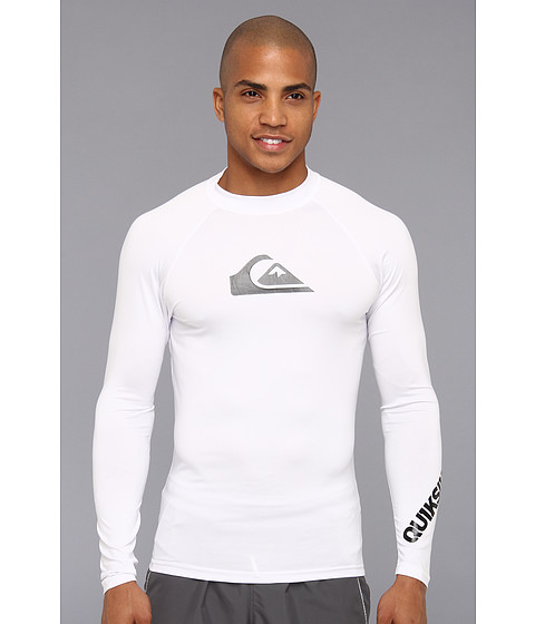Quiksilver All Time L/S Surf Shirt AQYWR00035