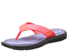 Nike - Comfort Thong (Laser Crimson/Iron Purple/Black/Venom Green)