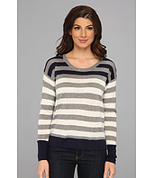 C&C California - Blocked Stripe Sweater