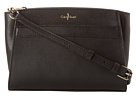 Cole Haan - Berkeley Convertible Crossbody (Black) - Bags and Luggage