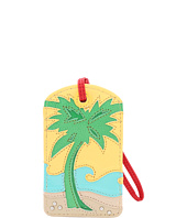 Brighton - Paradise Luggage Tag