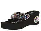 Gypsy SOULE Carnival Heel (Black)