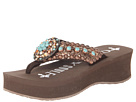 Gypsy SOULE - Tuscon Wedge (Brown)