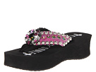 Gypsy SOULE - Wild Thing Wedge (Black)