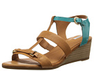 Geox - D Lupe (Light Brown/Turquoise)
