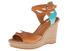 Geox - D Maranta (Light Brown/Turquoise)