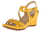 Geox - D New Roxy (Ochre Yellow)