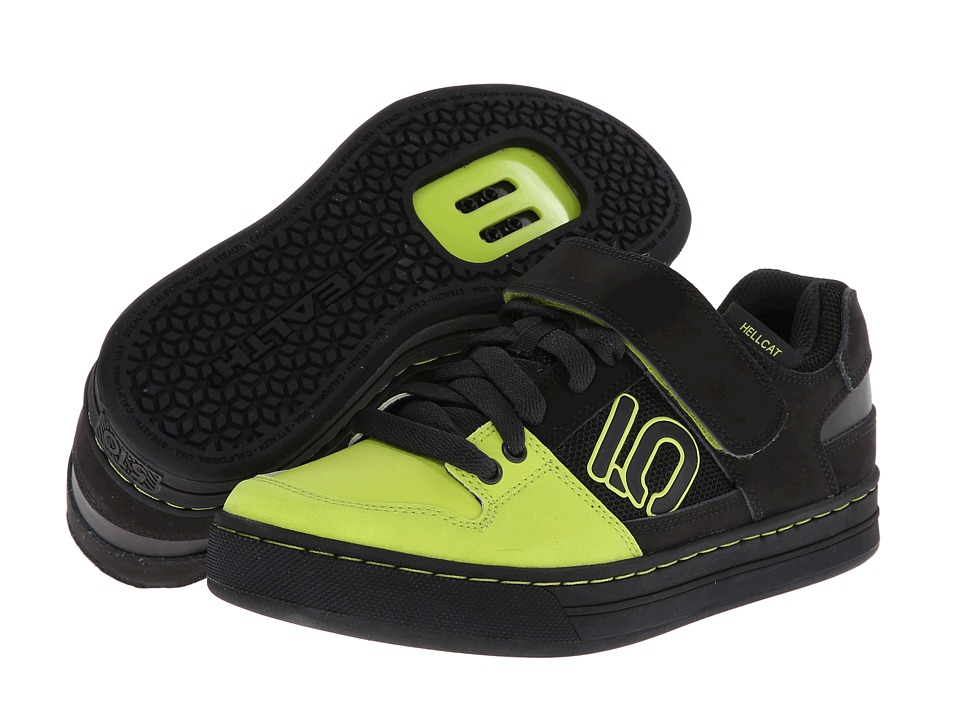 Five Ten - Hellcat (Black/Lime Punch) Mens Shoes