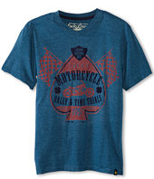Lucky Brand Kids - Boys' Rally & Time Tee (Big Kids)