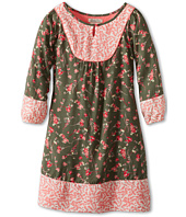 Lucky Brand Kids - Girls' Mixed Print Dress (Big Kids)