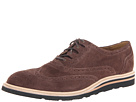 Cole Haan - Christy Wdg Ghilley (Snuff Suede) - Footwear