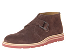Cole Haan - Christy Wedge Monk Chukka (Snuff Suede) - Footwear