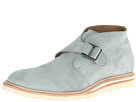 Cole Haan - Christy Wedge Monk Chukka (Grey/Brown/White) - Footwear