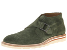 Cole Haan - Christy Wedge Monk Chukka (Olive Green Suede) - Footwear