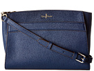 Cole Haan - Berkeley Convertible Crossbody (Blazer Blue) - Bags and Luggage