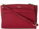 Cole Haan - Berkeley Convertible Crossbody (Raspberry) - Bags and Luggage