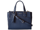 Cole Haan - Berkeley Small Satchel (Blazer Blue) - Bags and Luggage