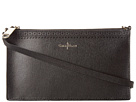 Cole Haan - Gladstone Pouch (Black) - Bags and Luggage