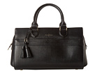 Cole Haan - Gladstone Satchel (Black) - Bags and Luggage