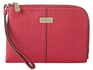 Cole Haan - Village City Wristlet (Raspberry) - Bags and Luggage