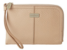 Cole Haan - Village City Wristlet (Sandstone) - Bags and Luggage