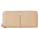 Cole Haan - Village Travel Zip Wallet (Sandstone S14) - Bags and Luggage