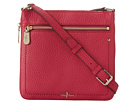 Cole Haan - Village Sheila Crossbody (Raspberry) - Bags and Luggage