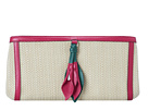 Cole Haan - Jardine Izzie Clutch (Raspberry) - Bags and Luggage