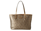 Cole Haan - Gardner Tote (CH Gold/White Gold) - Bags and Luggage