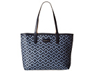 Cole Haan - Gardner Tote (Blazer Blue/Chicory) - Bags and Luggage