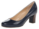 Cole Haan - Edie Low Pump (Blazer Blue) - Footwear