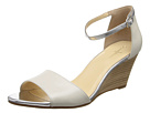Cole Haan - Rosalin Wedge (Ivory/Argento) - Footwear