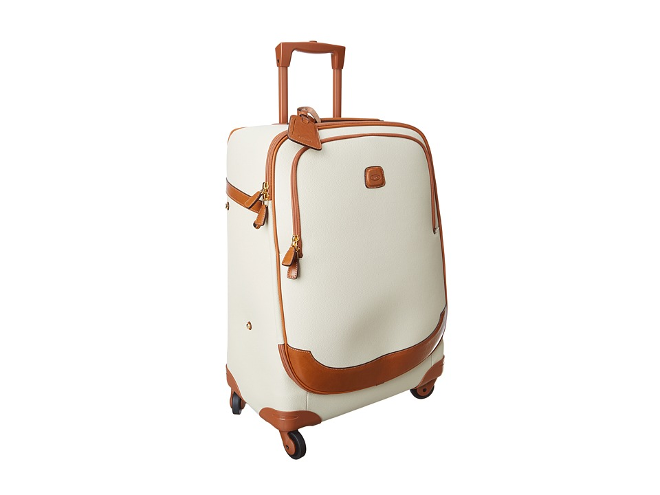 Brics Milano Firenze 26 Light Spinner Cream Luggage