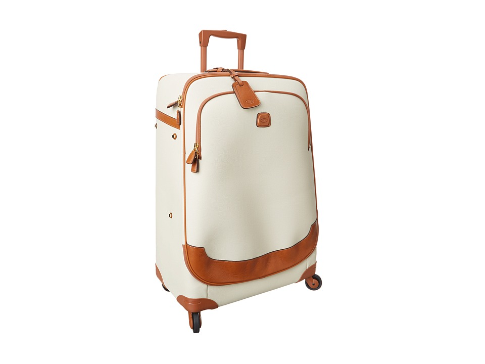 Brics Milano Firenze 30 Light Spinner Cream Luggage